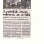 20-09-2013 Intervento Madonna della Corona