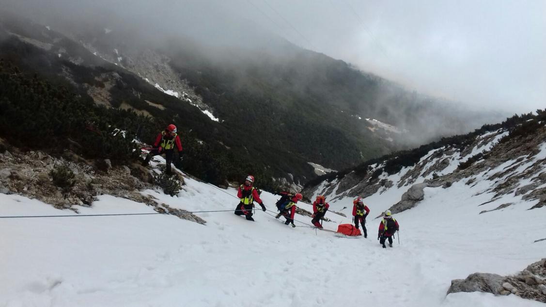 Elicottero Sinonimo : Non solo elicottero soccorso alpino